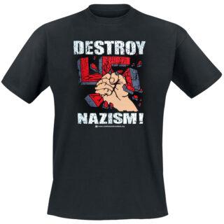 DESTROY NAZISM!
