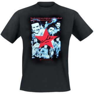 CHE COLLAGE RED STAR