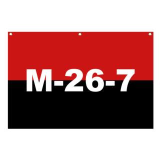 M-26-7 BANDIERA