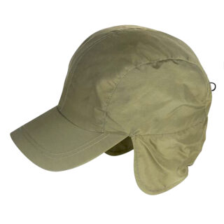 cap winter verde